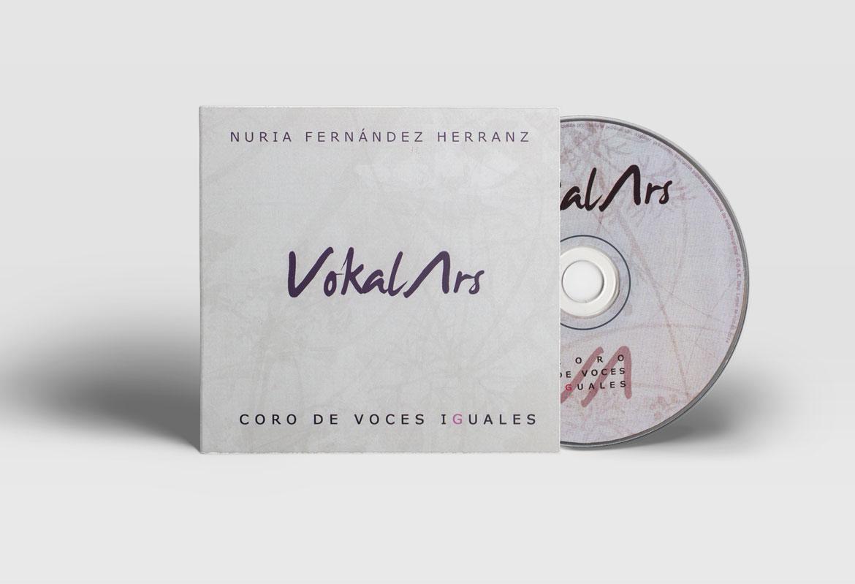 VOKAL-ARS-BLANCA-AGUDO-CD